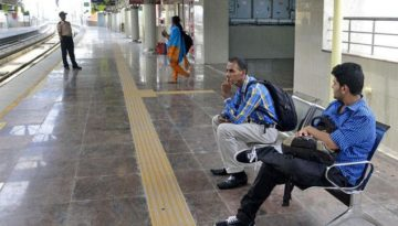 Mini shopping malls at Metro stations soon – The Hindu