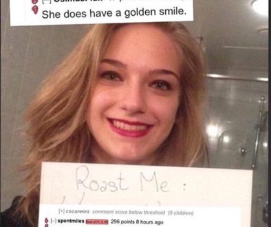 Reddit images of 'roasting' trend sees people post their OWN pictures online and ask to be insulted | Daily Mail Online