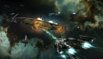 EVE Online Could Become a Television Show