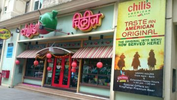 Chili's going to expand it's presence in India