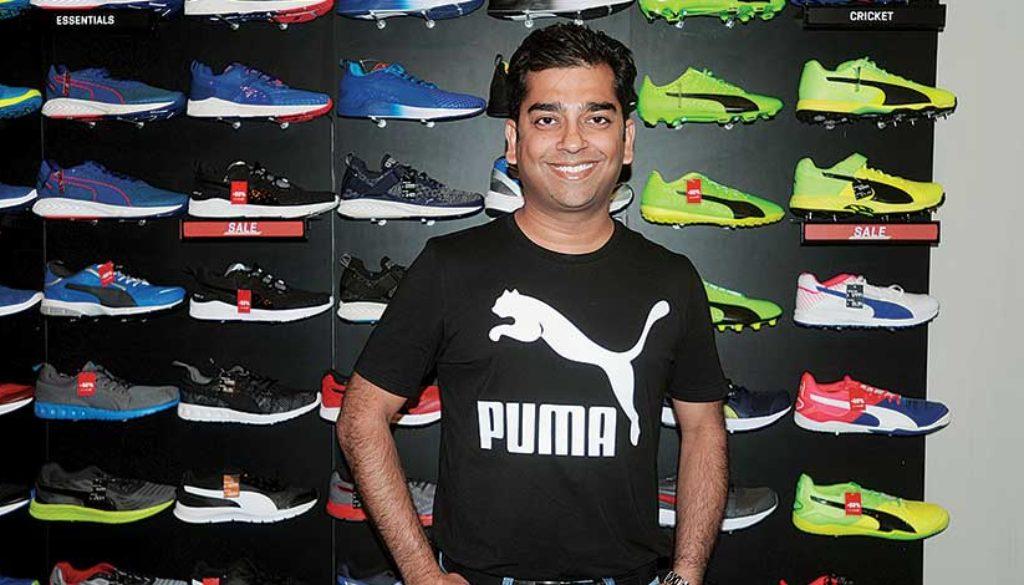 Puma India in Revamp Mode Franchise Alpha