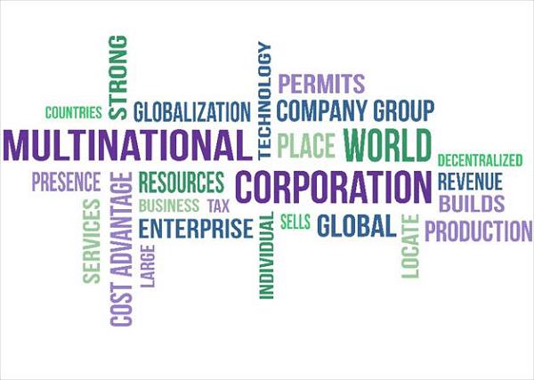 international factors and multinational corporations essay