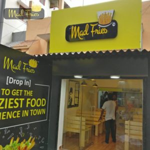 MAD FRIES OUTLET