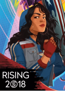 America-Chavez-212x300 Marvel Is Launching A Next-Gen Animation Franchise 'Marvel Rising' Of Diverse Superheroes