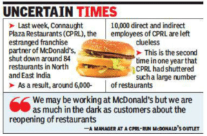 Mcdonald's Article