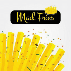 Mad fries logo