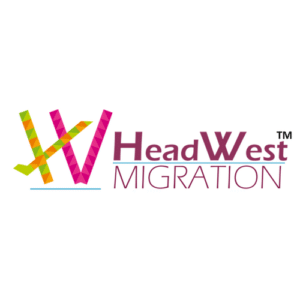 HeadWest Migration Logo