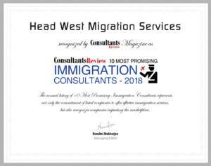 Head West Migration Services