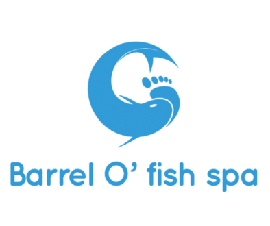 Barrel o fish spa logo 5