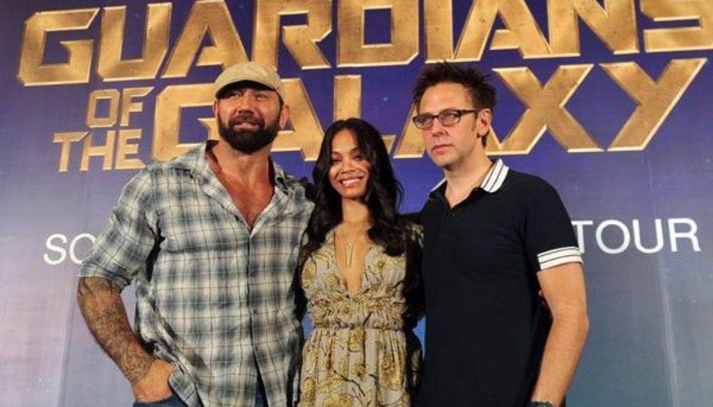 Guardians of the Galaxy Vol 3, james gunn