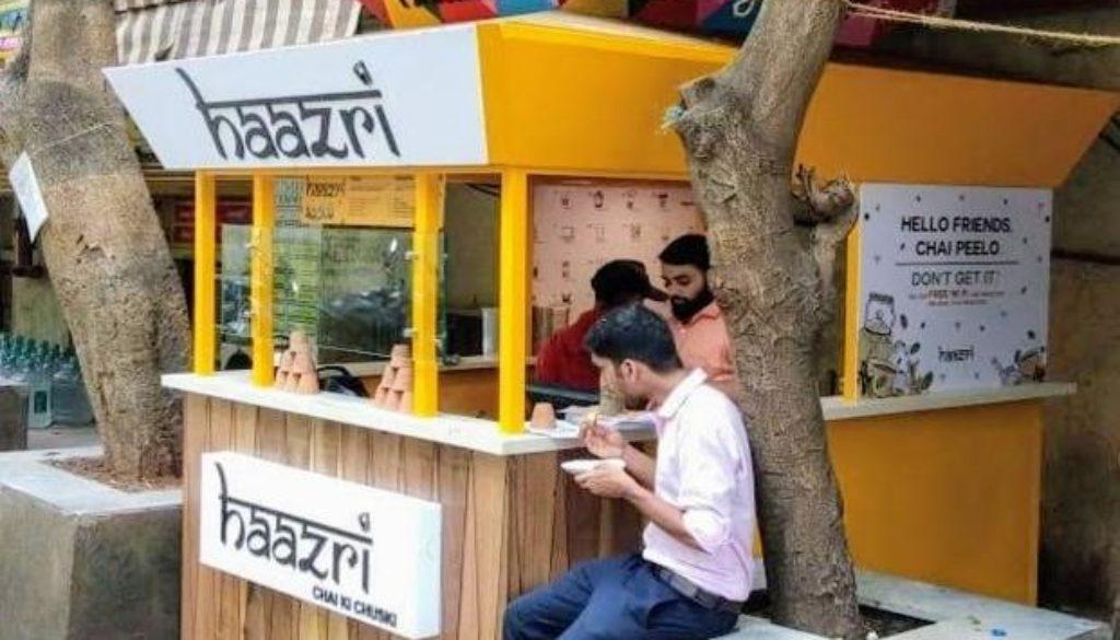 Tea start-up, Haazri, tea