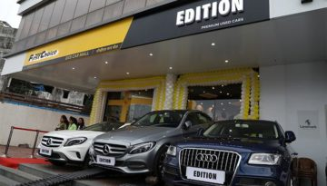 Mahindra starts selling Audis, BMWs, Mercedes Benz in India