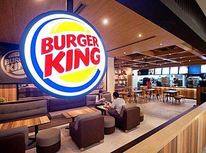 burgerkingsingapore Ever stone puts on the block a piece of Burger King India