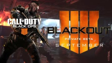 Call of Duty, Call Of Duty Black Ops 4