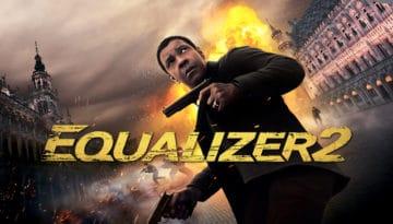 The Equalizer 2, Denzel Washington