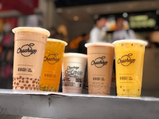 chachago-go-20 Yellow Tie To Bring Taiwan's Milk Tea Chachago To India