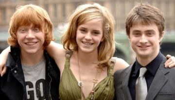 Harry Potter franchise was like stepping out of an institution