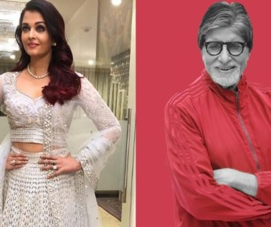 Amitabh Bachchan & Aishwarya Rai