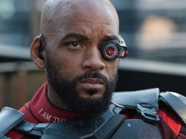 Is Will Smith done playing Deadshot in Suicide Squad franchise?