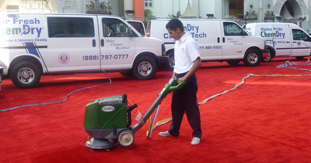 XTS-on-Red-Carpet Chem-Dry Carpet Franchise Targets Latin America For Expansion In 2019